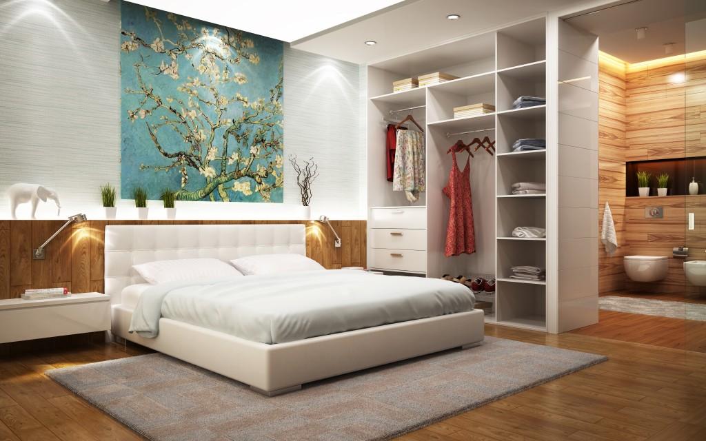Une chambre accueillante et apaisante vous aidera à mieux dormir.