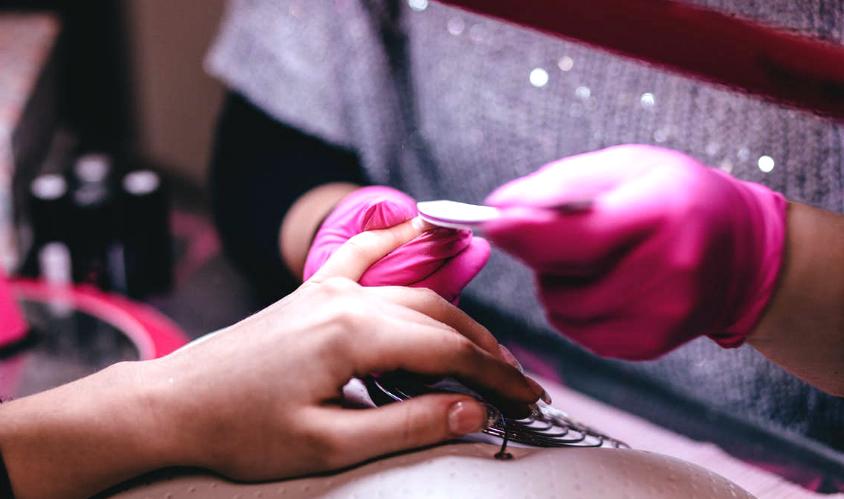 Manucure sur Nice