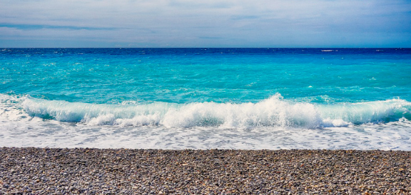 Soleil et détente sur Nice