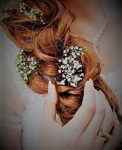 mariage accessoire cheveux