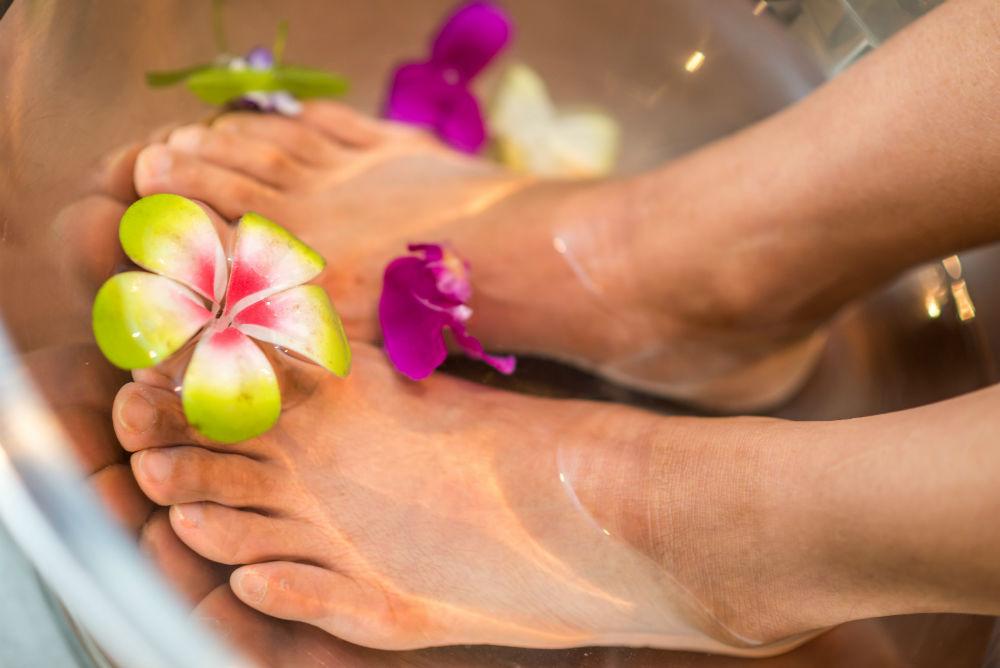 Bien-être des pieds : soigner l'hyperkératose