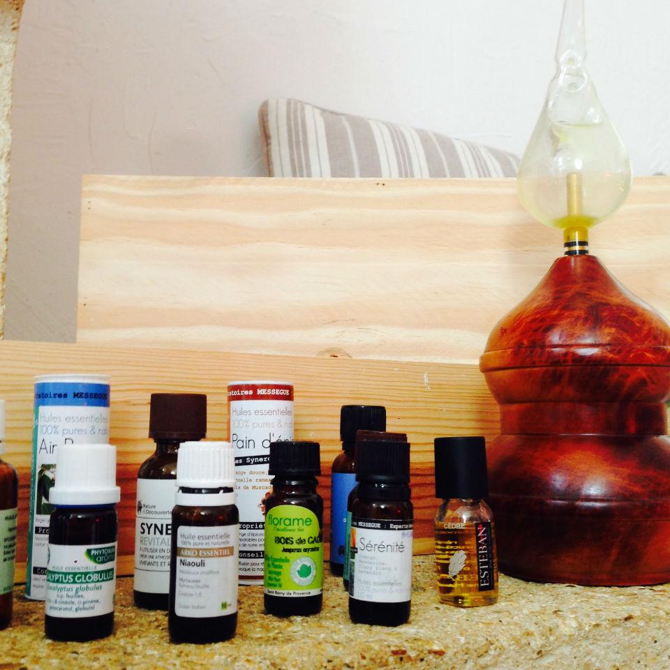 precautions huiles essentielles
