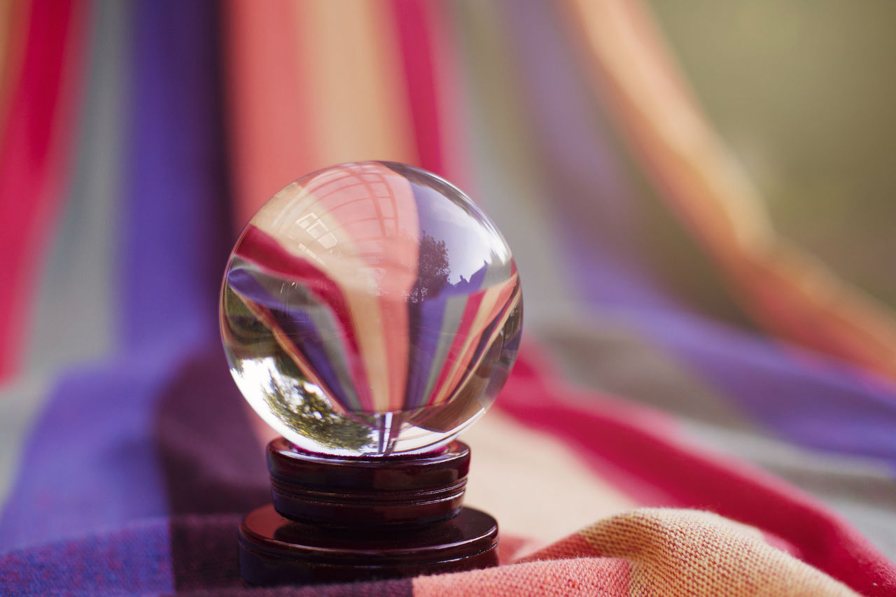 boule cristal